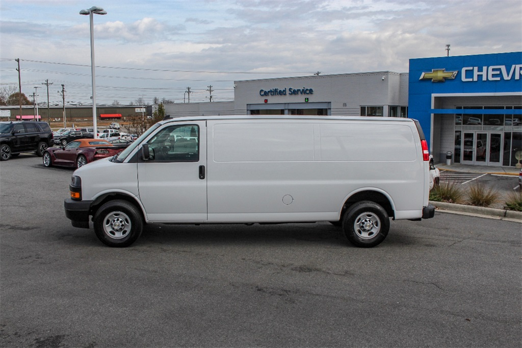 2019 Express 3500 4x2,  Sortimo Upfitted Cargo Van #FK66270 - photo 3