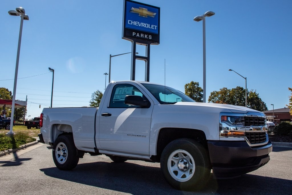 2018 Silverado 1500 Regular Cab 4x2,  Pickup #FK7557P - photo 9