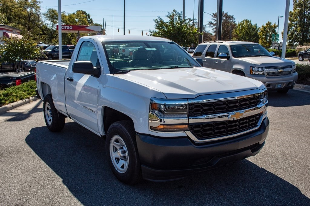 2018 Silverado 1500 Regular Cab 4x2,  Pickup #FK7557P - photo 10
