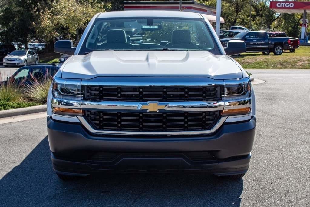 2018 Silverado 1500 Regular Cab 4x2,  Pickup #FK7557P - photo 12