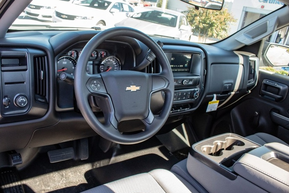 2018 Silverado 1500 Regular Cab 4x2,  Pickup #FK7557P - photo 14