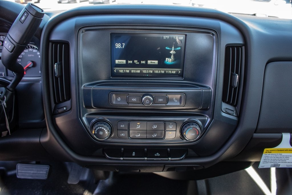 2018 Silverado 1500 Regular Cab 4x2,  Pickup #FK7557P - photo 24
