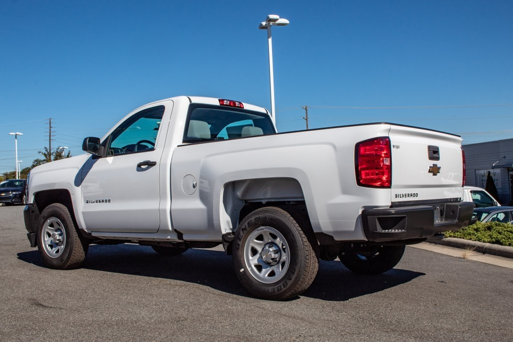 2018 Silverado 1500 Regular Cab 4x2,  Pickup #FK7557P - photo 2