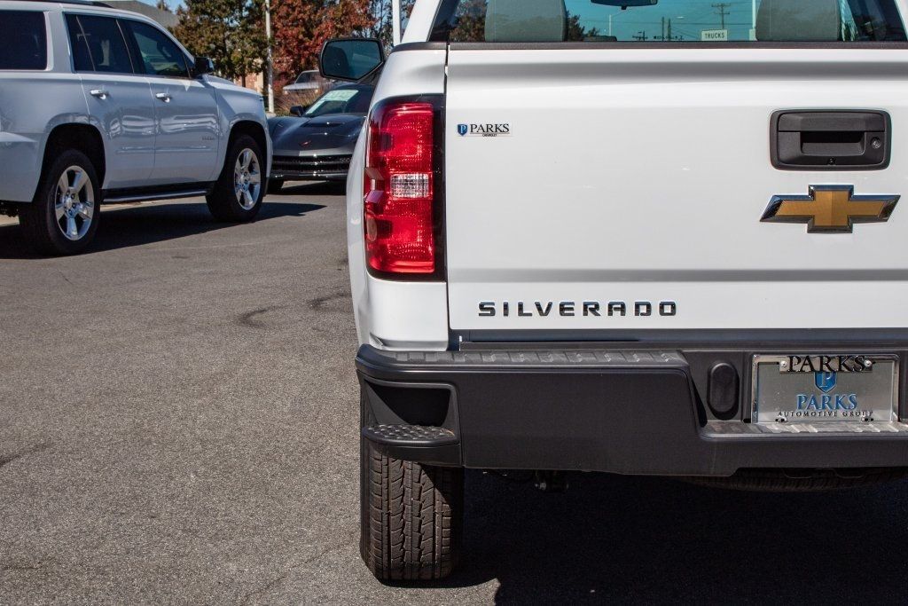 2018 Silverado 1500 Regular Cab 4x2,  Pickup #FK7557P - photo 4