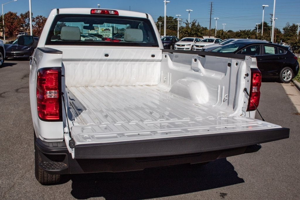 2018 Silverado 1500 Regular Cab 4x2,  Pickup #FK7557P - photo 6