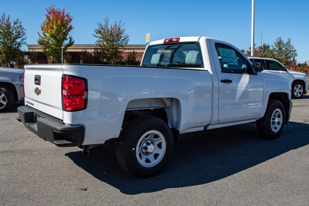 2018 Silverado 1500 Regular Cab 4x2,  Pickup #FK7557P - photo 7