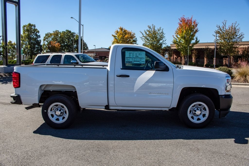 2018 Silverado 1500 Regular Cab 4x2,  Pickup #FK7557P - photo 8