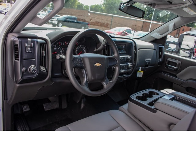 2017 Silverado 3500 Regular Cab DRW 4x2,  Knapheide Platform Body #FK7663X - photo 3