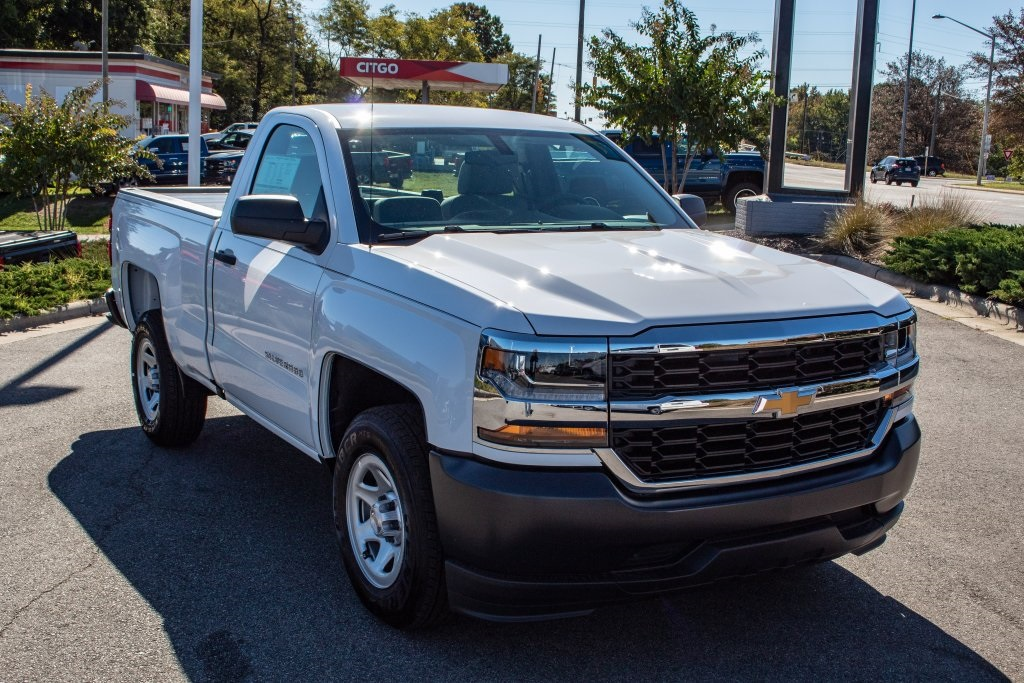 2018 Silverado 1500 Regular Cab 4x2,  Pickup #FK7916P - photo 10
