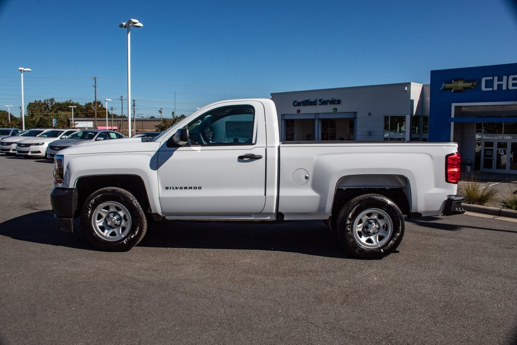 2018 Silverado 1500 Regular Cab 4x2,  Pickup #FK7916P - photo 3