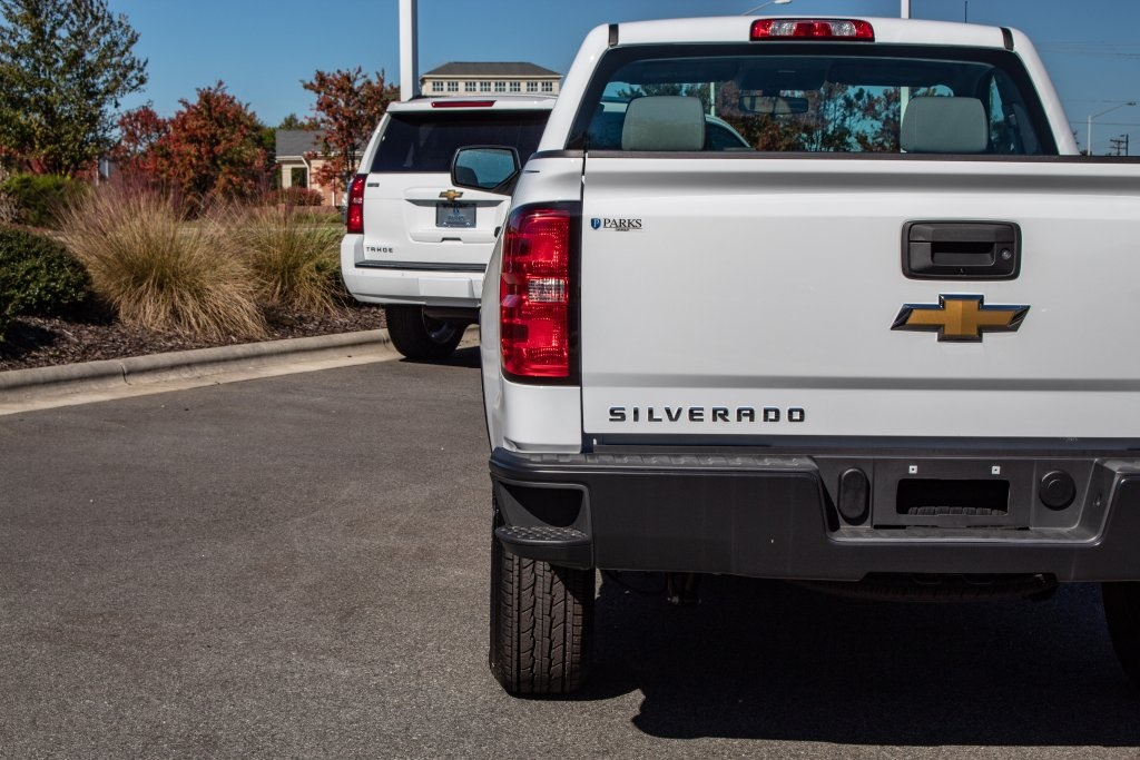 2018 Silverado 1500 Regular Cab 4x2,  Pickup #FK7916P - photo 4