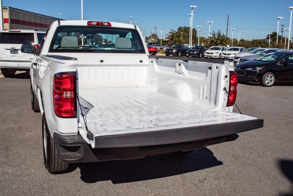 2018 Silverado 1500 Regular Cab 4x2,  Pickup #FK7916P - photo 6
