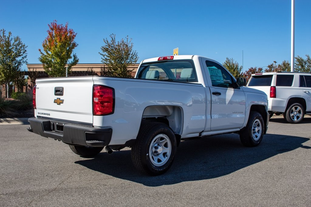 2018 Silverado 1500 Regular Cab 4x2,  Pickup #FK7916P - photo 7