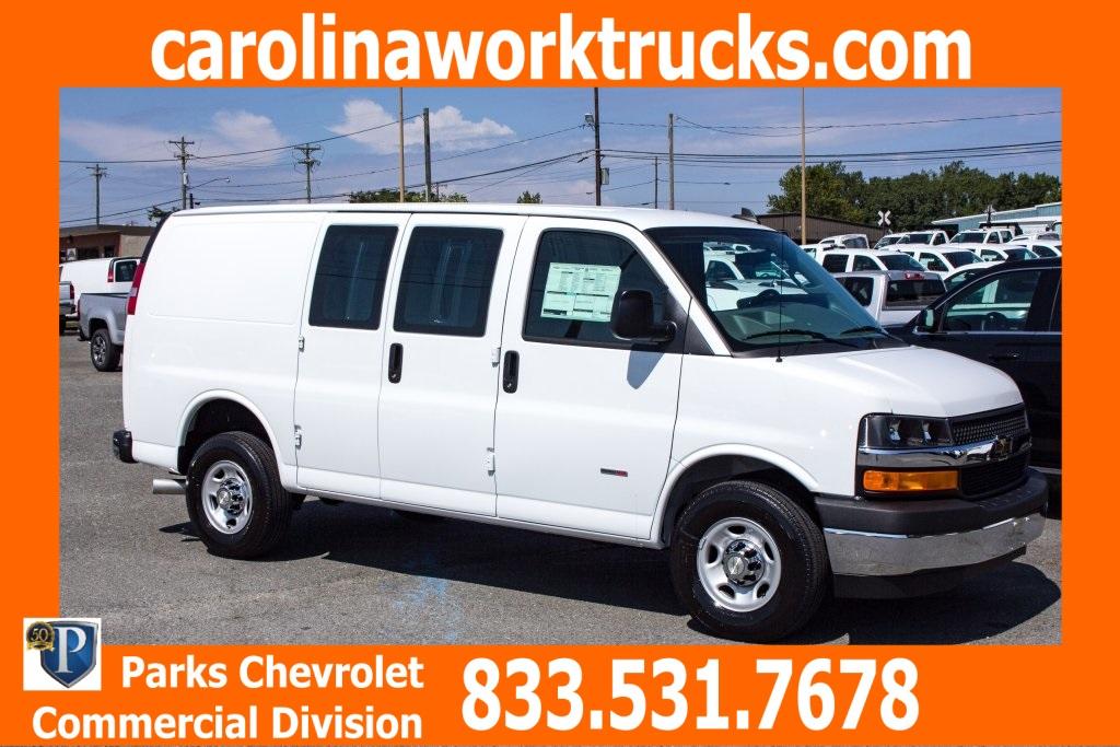1de91cc76b Chevrolet Empty Cargo Vans