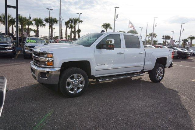 2019 Silverado 2500 Crew Cab 4x4,  Pickup #19C291 - photo 4