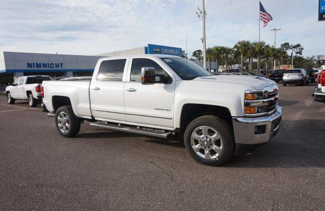 2019 Silverado 2500 Crew Cab 4x4,  Pickup #19C291 - photo 5