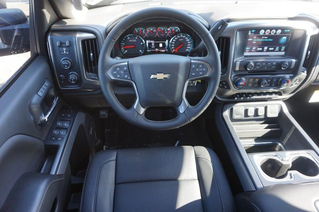 2019 Silverado 2500 Crew Cab 4x4,  Pickup #19C316 - photo 9