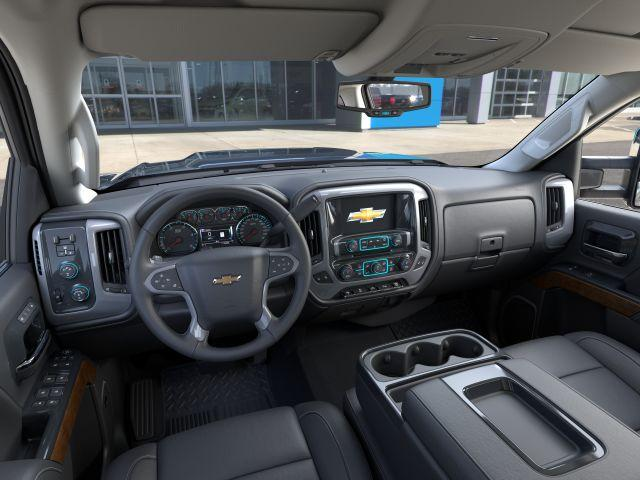 2019 Silverado 3500 Crew Cab 4x4,  Pickup #19C355 - photo 10