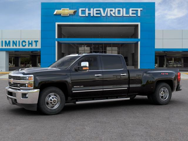 2019 Silverado 3500 Crew Cab 4x4,  Pickup #19C355 - photo 3