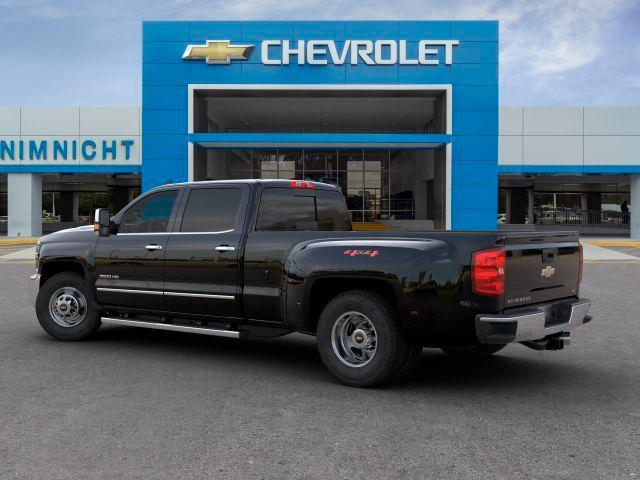 2019 Silverado 3500 Crew Cab 4x4,  Pickup #19C355 - photo 4