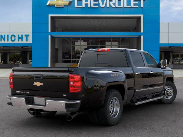 2019 Silverado 3500 Crew Cab 4x4,  Pickup #19C355 - photo 5