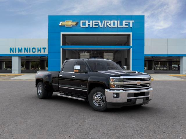 2019 Silverado 3500 Crew Cab 4x4,  Pickup #19C355 - photo 2