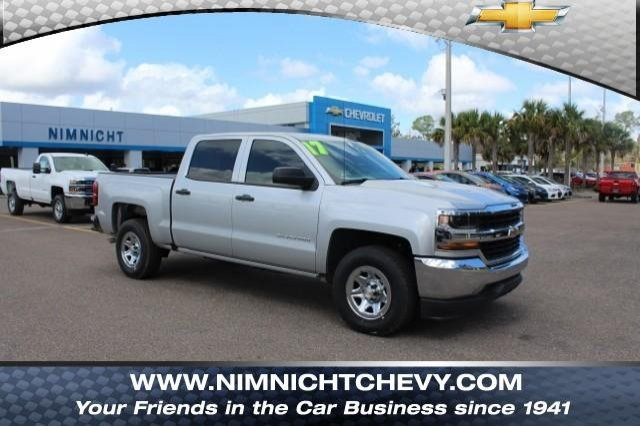 2017 Silverado 1500 Crew Cab 4x2,  Pickup #7C1535 - photo 1