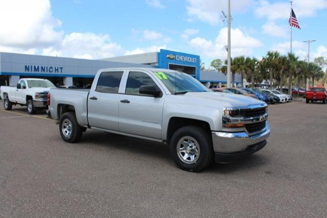 2017 Silverado 1500 Crew Cab 4x2,  Pickup #7C1535 - photo 5