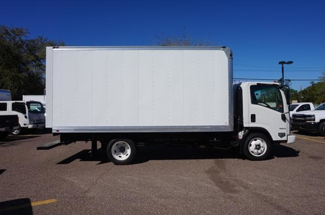 2017 Low Cab Forward Regular Cab 4x2,  C & S Commercial Truck and Van Equipment Dry Freight #7C1699 - photo 2