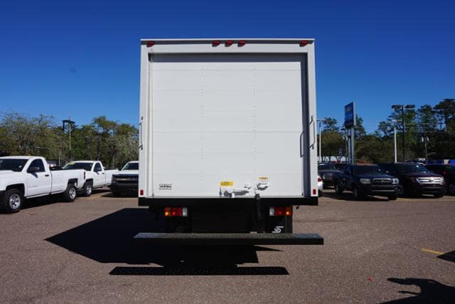 2017 Low Cab Forward Regular Cab 4x2,  C & S Commercial Truck and Van Equipment Dry Freight #7C1699 - photo 5