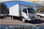 2017 Low Cab Forward Regular Cab 4x2,  C & S Commercial Truck and Van Equipment Dry Freight #7C1699 - photo 1