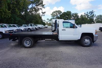 2018 Silverado 3500 Regular Cab DRW 4x2,  CM Truck Beds RD Model Platform Body #8C1028 - photo 6