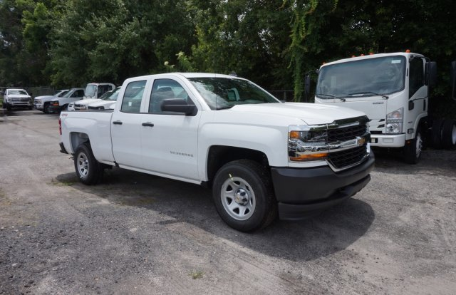2018 Silverado 1500 Double Cab 4x4,  Pickup #8C1132 - photo 3