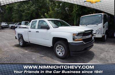 2018 Silverado 1500 Double Cab 4x4,  Pickup #8C1132 - photo 1