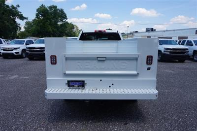 2018 Silverado 2500 Double Cab 4x4,  Reading SL Service Body #8C1176 - photo 2