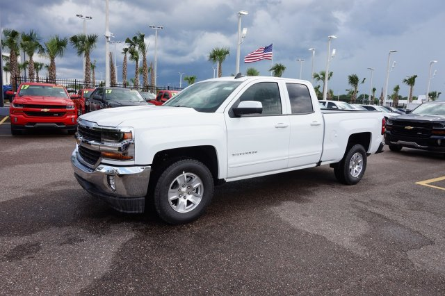 2018 Silverado 1500 Double Cab 4x2,  Pickup #8C1203 - photo 4