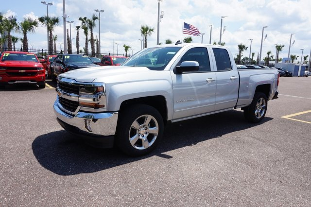 2018 Silverado 1500 Double Cab 4x2,  Pickup #8C1232 - photo 4