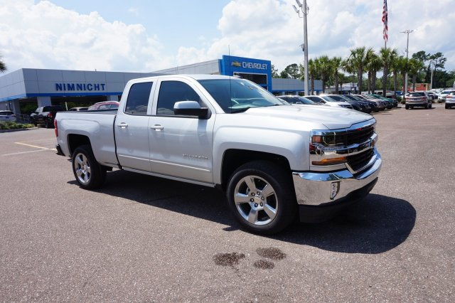 2018 Silverado 1500 Double Cab 4x2,  Pickup #8C1232 - photo 5