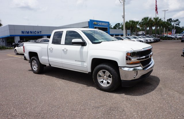 2018 Silverado 1500 Double Cab 4x2,  Pickup #8C1234 - photo 5