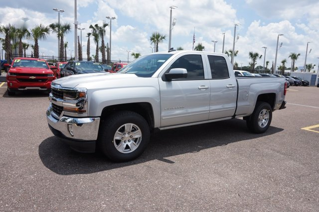 2018 Silverado 1500 Double Cab 4x2,  Pickup #8C1235 - photo 4