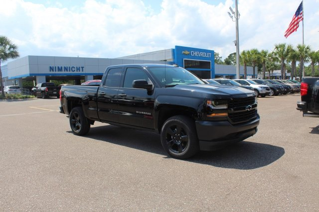 2018 Silverado 1500 Double Cab 4x2,  Pickup #8C1248 - photo 5