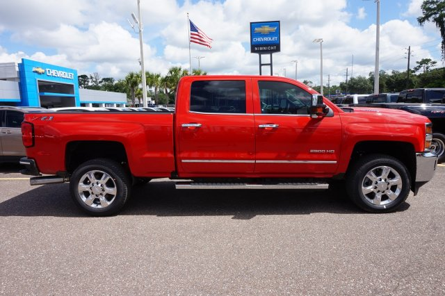 2018 Silverado 2500 Crew Cab 4x4,  Pickup #8C1295 - photo 6