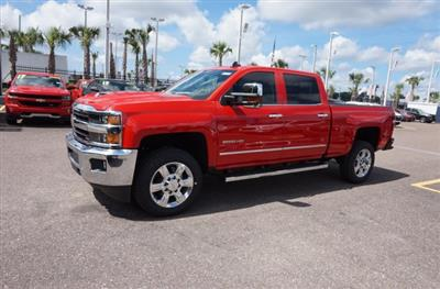 2018 Silverado 2500 Crew Cab 4x4,  Pickup #8C1295 - photo 4
