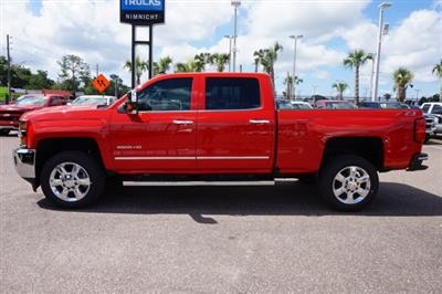 2018 Silverado 2500 Crew Cab 4x4,  Pickup #8C1295 - photo 8