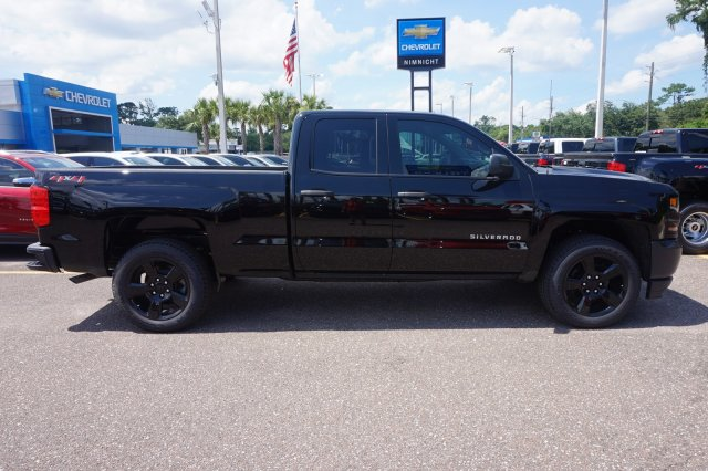 2018 Silverado 1500 Double Cab 4x4,  Pickup #8C1298 - photo 6