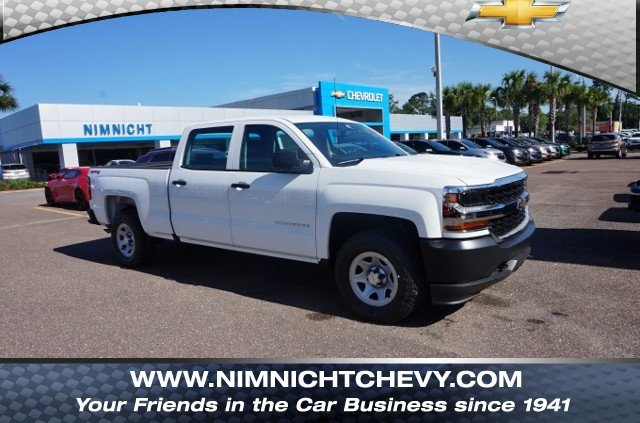 2018 Silverado 1500 Crew Cab 4x4,  Pickup #8C1310 - photo 1