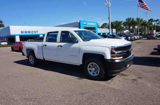 2018 Silverado 1500 Double Cab 4x4,  Pickup #8C1315 - photo 5