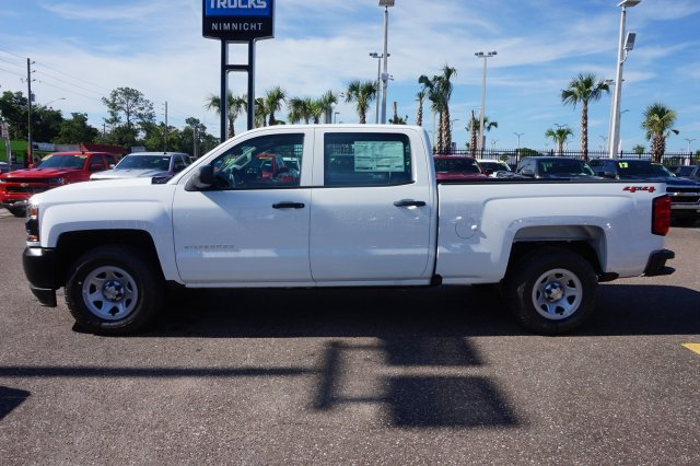 2018 Silverado 1500 Double Cab 4x4,  Pickup #8C1315 - photo 8