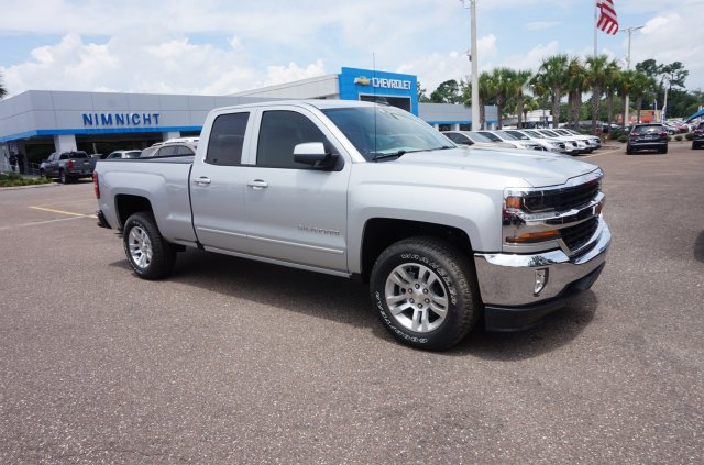 2018 Silverado 1500 Double Cab 4x2,  Pickup #8C1354 - photo 5