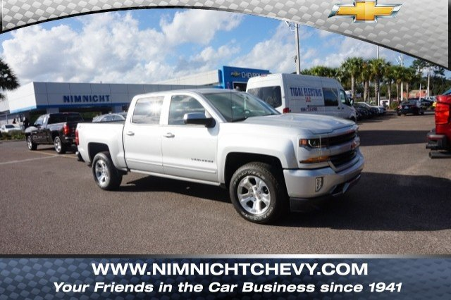 2018 Silverado 1500 Crew Cab 4x4,  Pickup #8C1496 - photo 1